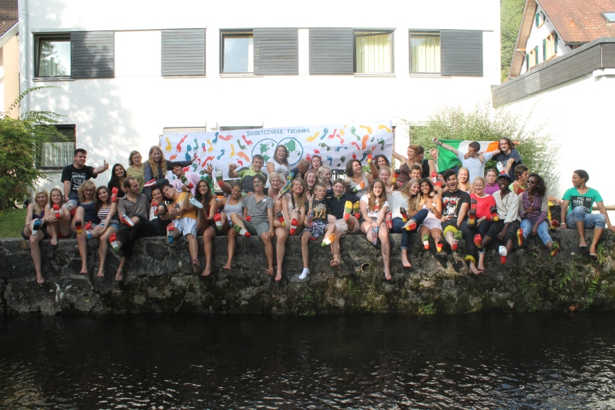 Freiburg group picture